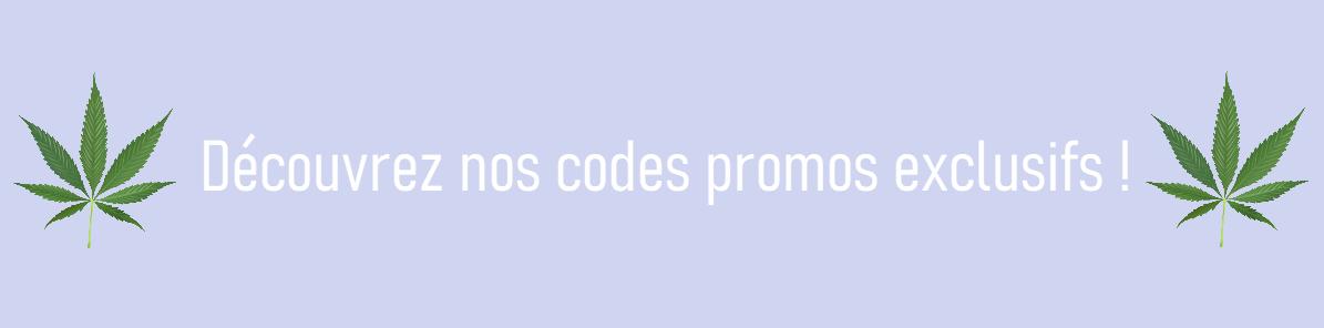 codes promos CBD